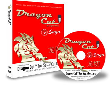 DragonCut Box and Disc Set